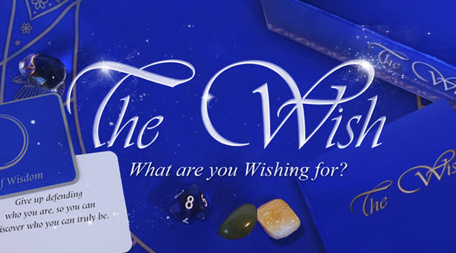 The Wish Logo
