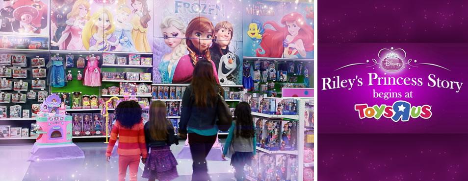 Disney Princess Stories: 3-Part Series